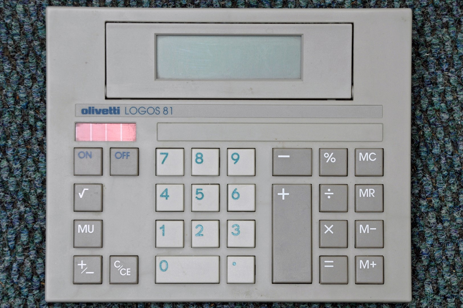 Lotos 81 calculator