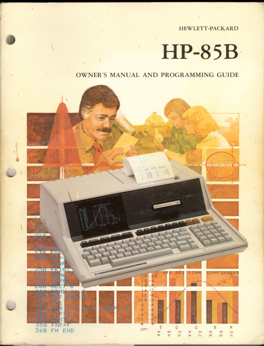 HP=85 documentatie