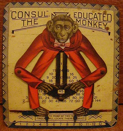 consul-the-educated monkey